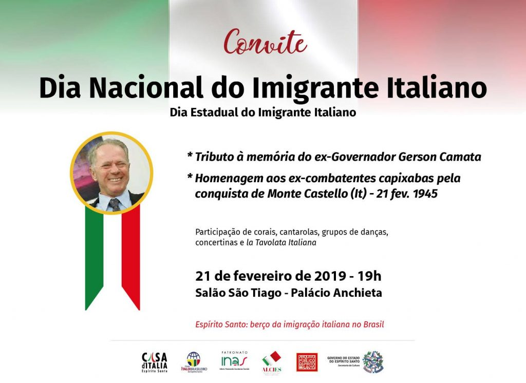 Dia Nacional do Imigrante Italiano (ES)
